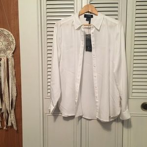 Quality Classic White Button Down